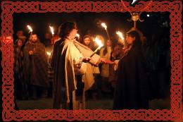 festa celtica di beltane